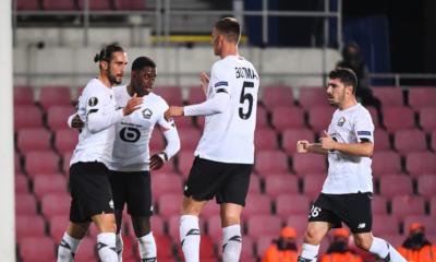 Lille sauve l'honneur français en Europe : victoire 4-1 face au Sparta Prague !