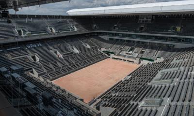 Roland-Garros 2020 - Lourde baisse du chiffre d'affaires selon Bernard Giudicelli