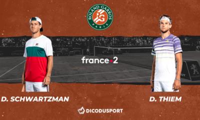 Roland-Garros : notre pronostic pour Diego Schwartzman - Dominic Thiem