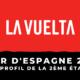 Tour d'Espagne 2020 - Le profil de la 2ème étape
