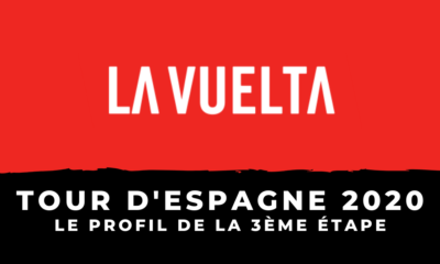 Tour d'Espagne 2020 : le profil de la 3ème étape