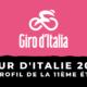 Tour d'Italie 2020 : le profil de la 11ème étape