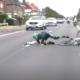[Vidéo] La chute bête de Gregor Mühlberger sur le Tour des Flandres