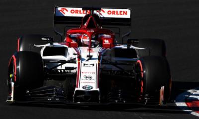 [Vidéo] L'incroyable départ de Kimi Räikkönen lors du Grand Prix du Portugal