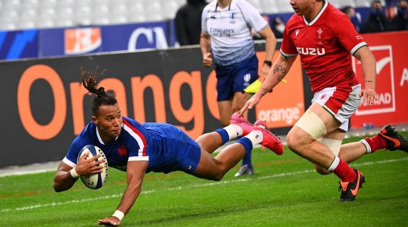XV de France : Teddy Thomas forfait, Matthieu Jalibert en renfort
