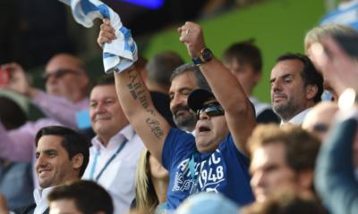 Argentine : les Pumas rendront hommage à Maradona face aux All Blacks