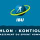 Biathlon - Kontiolahti le classement du sprint hommes