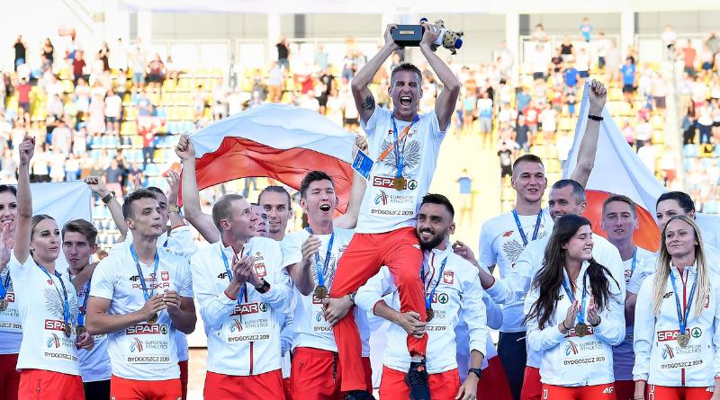 Athlétisme   Championnats d'Europe d'athlétisme par équipes 2021