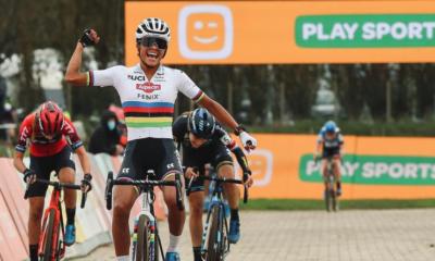 Cyclo-cross - Coupe du monde de Tabor : la startlist de la course femmes