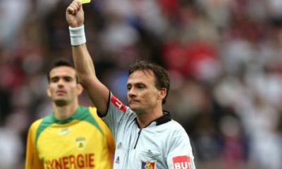 Décès de Stéphane Moulin, ancien arbitre de Ligue 1