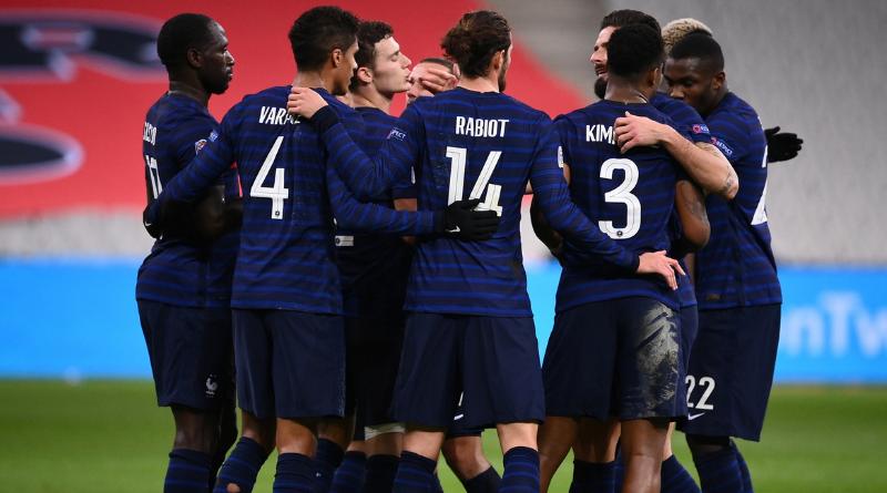 Football - France - Suède - Les notes du match