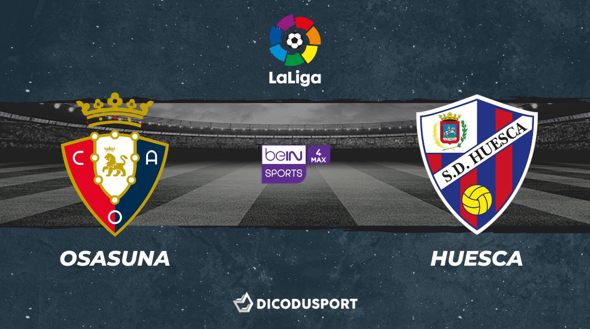 Football - Liga - notre pronostic pour Osasuna - Huesca