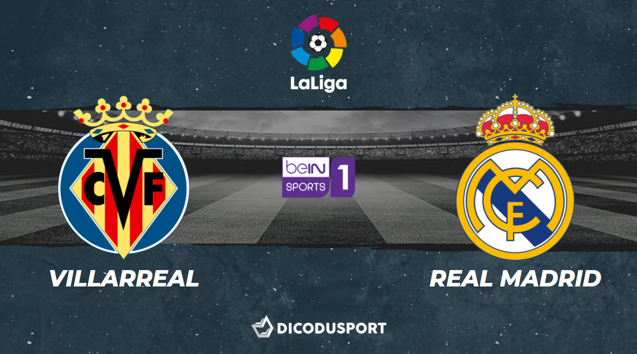 Watch Villarreal vs Real Madrid for FREE: LaLiga match ...