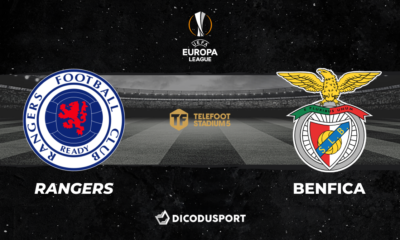 Football - Ligue Europa - notre pronostic pour Glasgow Rangers - Benfica