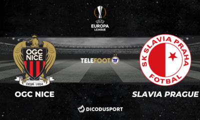 Football - Ligue Europa - notre pronostic pour Nice - Slavia Prague