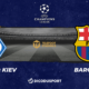 Football - Ligue des Champions - notre pronostic pour Dynamo Kiev - FC Barcelone