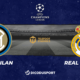 Football - Ligue des Champions - notre pronostic pour Inter Milan - Real Madrid