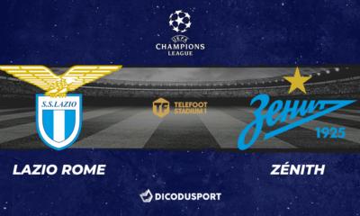 Football - Ligue des Champions - notre pronostic pour Lazio Rome - Zénith St-Pétersbourg