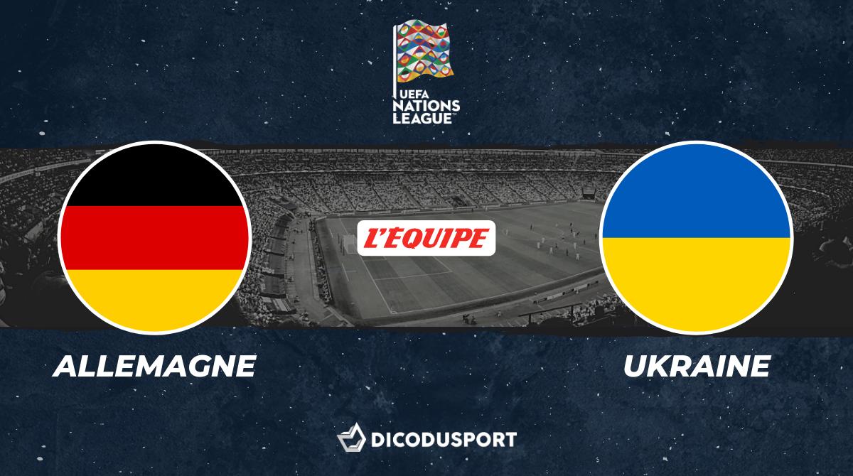 Football - Ligue des Nations - notre pronostic pour Allemagne - Ukraine