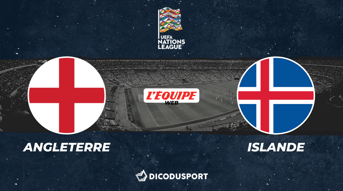 Football - Ligue des Nations - notre pronostic pour Angleterre - Islande