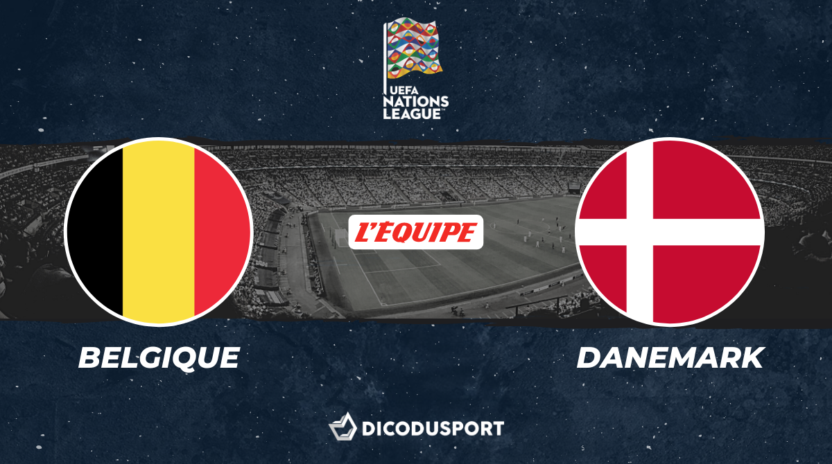 Football - Ligue des Nations - notre pronostic pour Belgique - Danemark