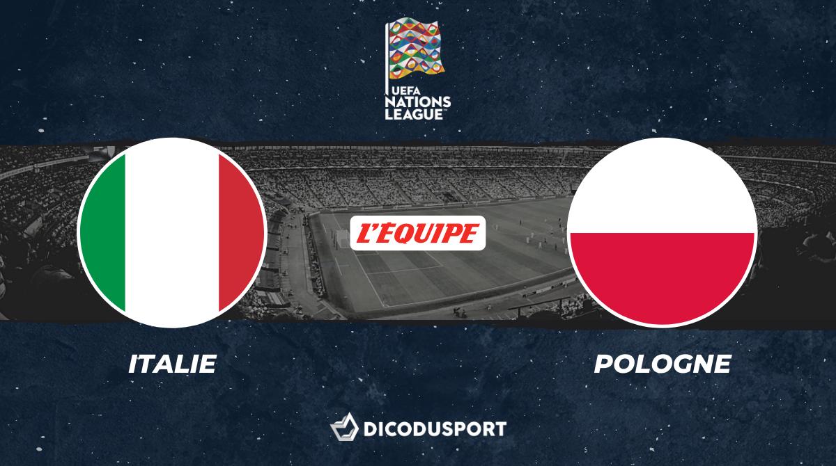 Football - Ligue des Nations - notre pronostic pour Italie - Pologne
