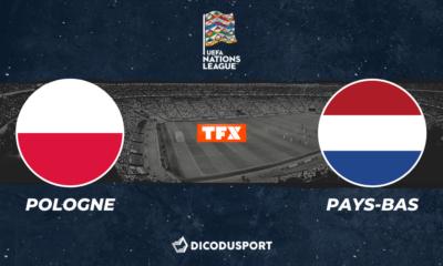 Football - Ligue des Nations - notre pronostic pour Pologne - Pays-Bas