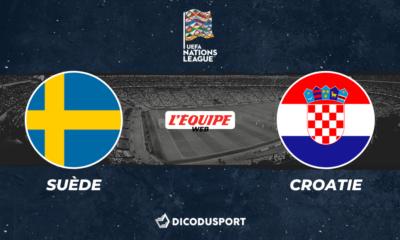 Football - Ligue des Nations - notre pronostic pour Suède - Croatie