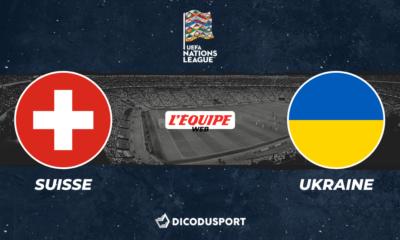 Football - Ligue des Nations - notre pronostic pour Suisse - Ukraine