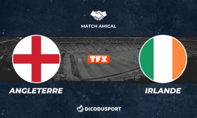 Football - Match amical - notre pronostic pour Angleterre - République d'Irlande