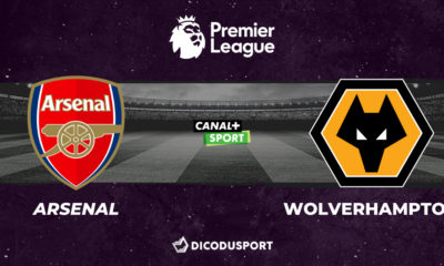 Football - Premier League - notre pronostic pour Arsenal - Wolverhampton