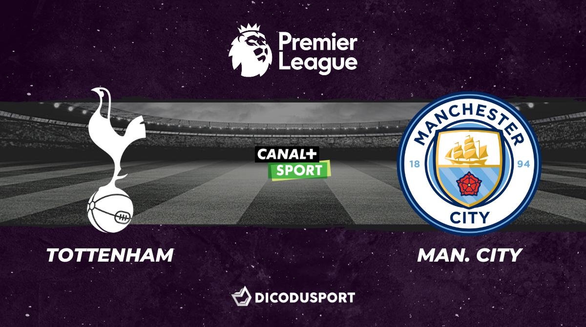 Football - Premier League - notre pronostic pour Tottenham - Manchester City