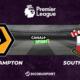 Football - Premier League - notre pronostic pour Wolverhampton - Southampton