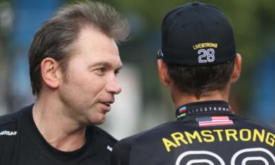 """Johan Bruyneel : """"Le personnage de Lance Armstrong a été assassiné"""""""