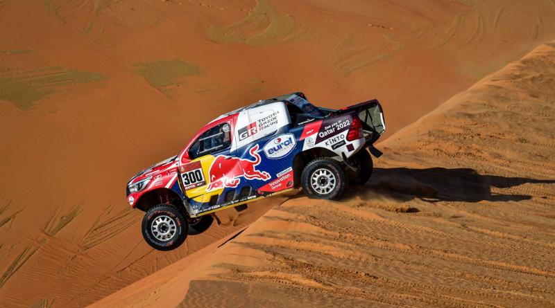 Le parcours complet du Dakar 2021 en Arabie Saoudite dévoilé