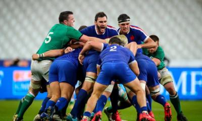 Les 5 choses à retenir de la victoire du XV France face à l'Irlande