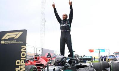 Lewis Hamilton devrait être anobli prochainement