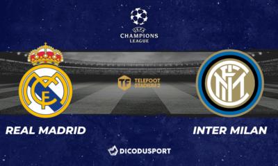 Ligue des Champions - notre pronostic pour Real Madrid - Inter Milan