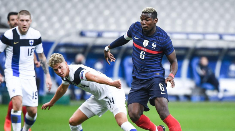 Match amical : La France trébuche face à la Finlande