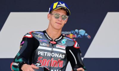 Moto GP : Que retenir de la saison 2020 de Fabio Quartararo ?