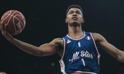 NBA - Le Rouennais Théo Maledon bientôt fixé à la Draft