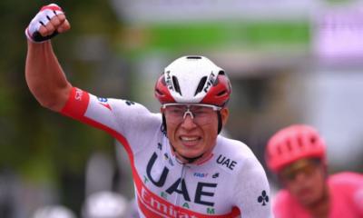 Tour d'Espagne 2020 - Jasper Philipsen remporte la 15ème étape