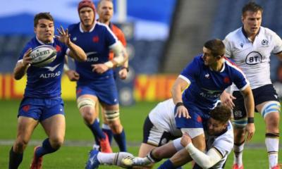 [Vidéo] Autumn Nations Cup : Résumé Écosse vs France