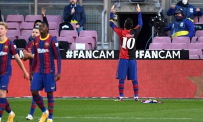 [Vidéo] Le bel hommage de Lionel Messi à Diego Maradona