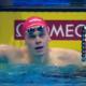[Vidéo] Natation : Quand Danas Rapsys s'arrête après 350m... sur un 400m nage libre
