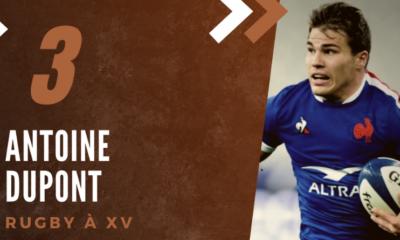 Champion des Champions français 2020 - Antoine Dupont (3ème), le facteur X
