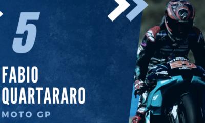 Champion des Champions français 2020 - Fabio Quartararo (5ème), la confirmation
