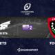 Champions Cup : notre pronostic pour Scarlets - Toulon