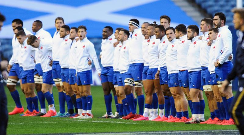 Composez votre XV de France de l'année 2020