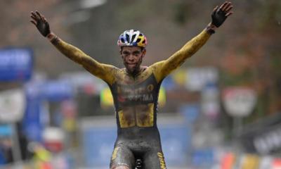 Cyclo-cross - X2O Trofee - Wout van Aert s'impose à Herentals devant un van der Poel malheureux